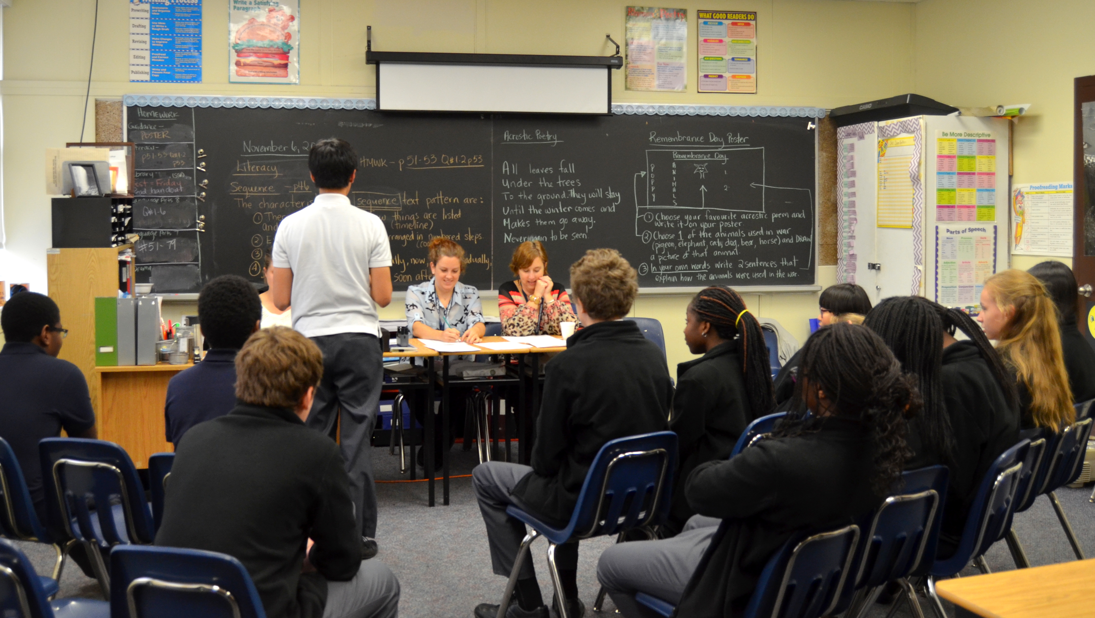 JMS compete in Spelling Bee - Columbia International College