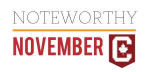 Noteworthy November