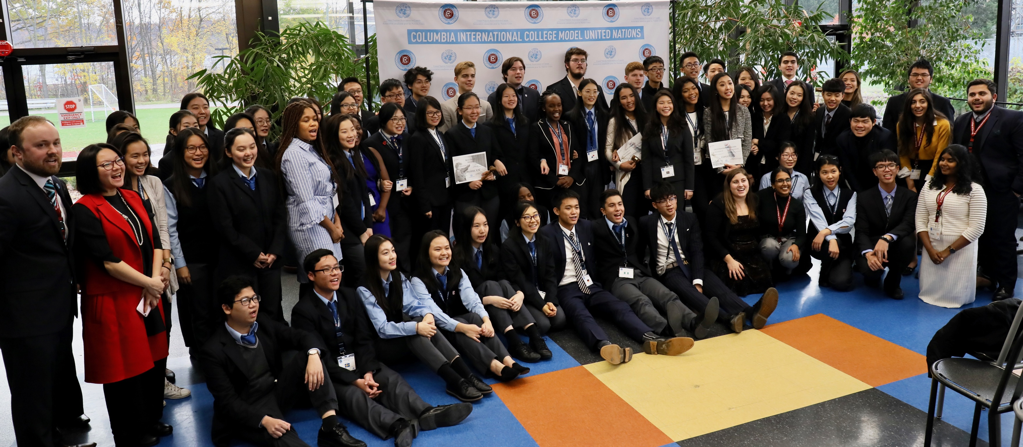 The 2nd Annual CIC Model United Nations Conference ...
