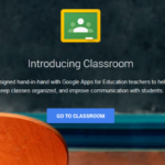 Google Classroom: Columbia International College as a Digital School